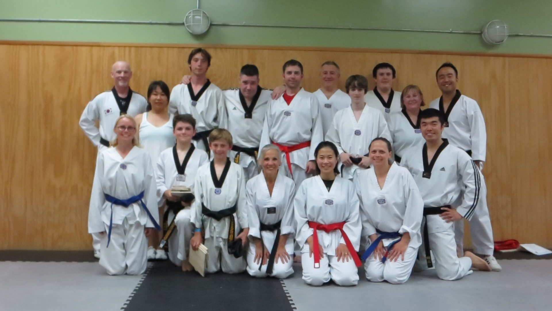 Squamish Martial Arts
